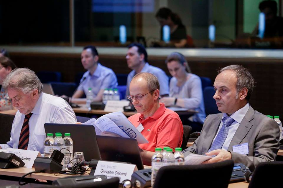 THE SKILLMAN.EU TEAM, REPRESENTED BY GIOVANNI CRISONÀ, PARTICIPATED IN THE CEDEFOP'S WORKSHOP ON SKILL ANTICIPATION METHODS AND PRACTICES